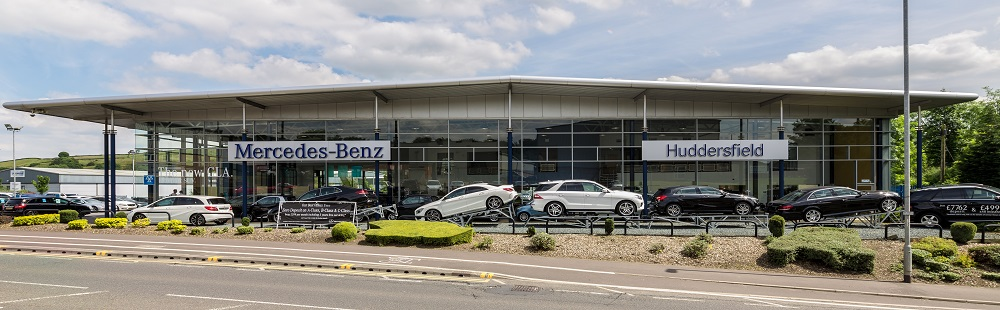 Welcome to Mercedes-Benz of Huddersfield